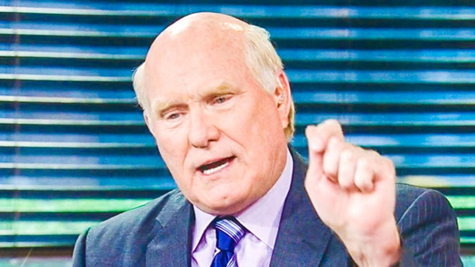 It's come to this: Fox News brings on NFL's Terry Bradshaw for Benghazi analysis