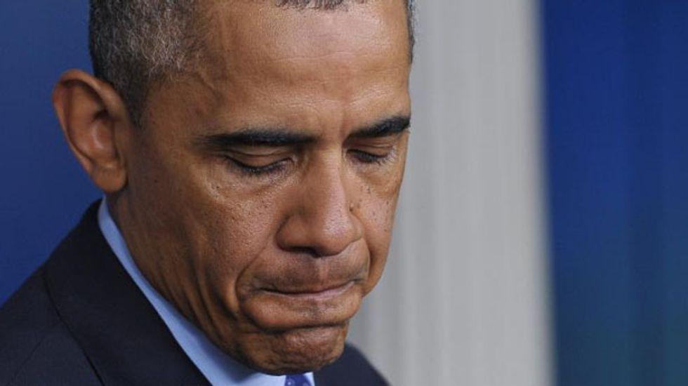 Obama says that after 9/11, 'we tortured some folks'