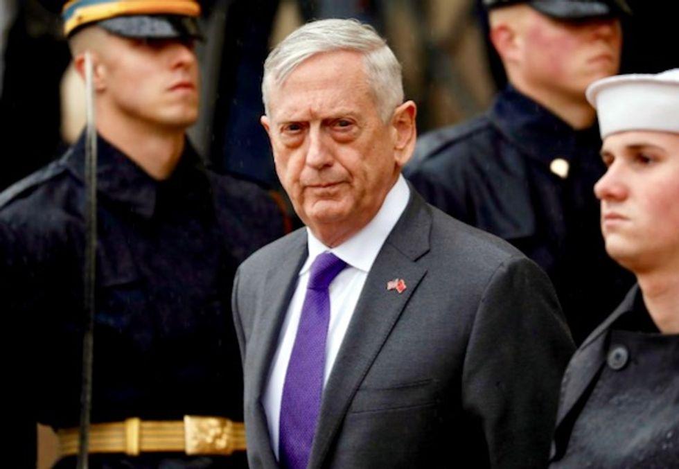 James Mattis left the Pentagon over Trump's weird relationship with Putin: Ex-Defense senior official