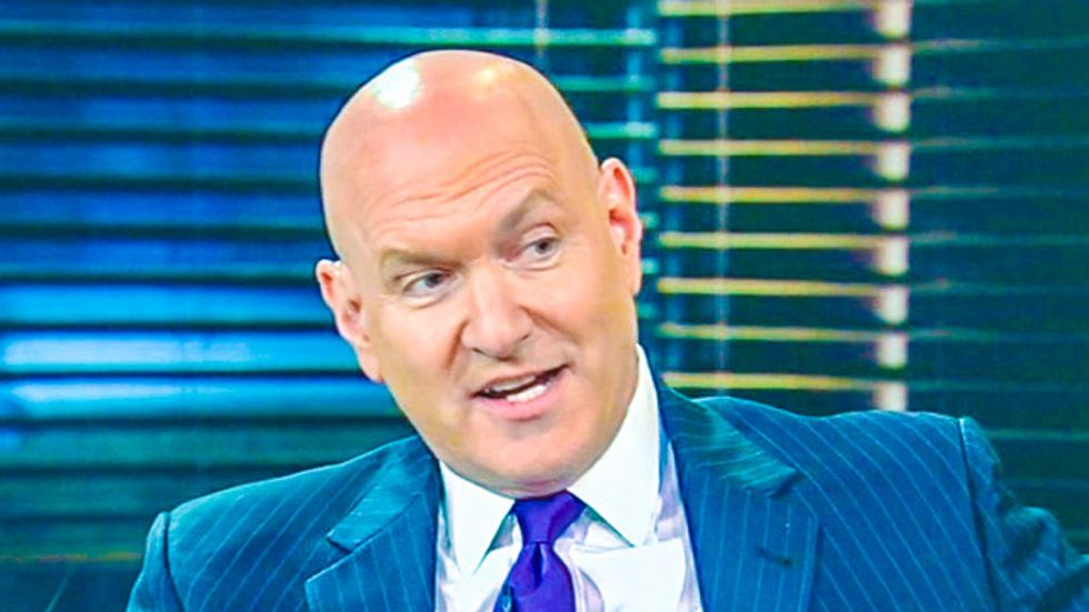 Fox's Keith Ablow: Hillary's 'entire reputation' is from 'sleeping with the president'