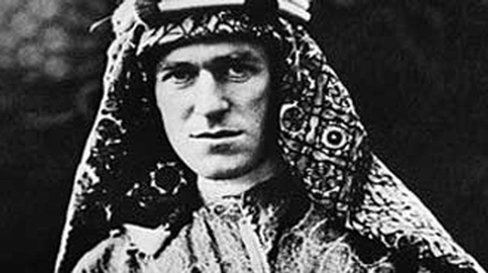 What we can learn from 'Lawrence of Arabia'