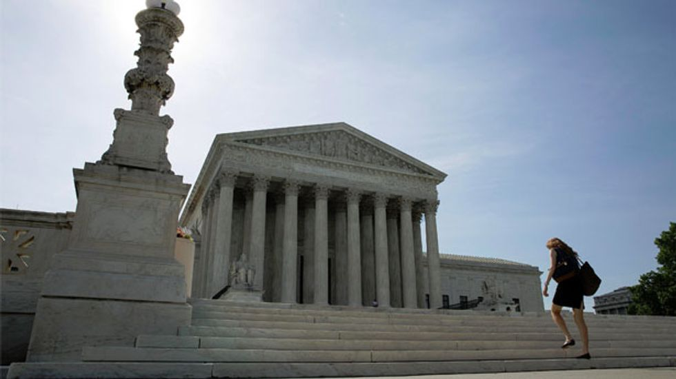 Supreme Court to decide the legality of compulsory union dues for public employees