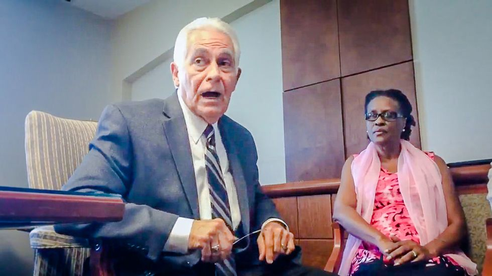 Georgia Co. chairman refuses to resign: 'I was coerced' to say a 'bunch of blacks' ruin government