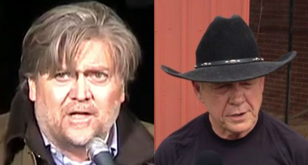Breitbart sends operatives to Alabama to dig for dirt and discredit Roy Moore's accusers