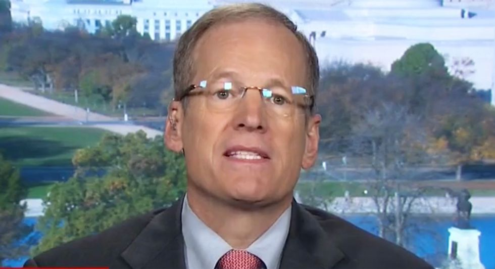 'Fire this ammosexual': Viewers demand CNN boot Jack Kingston after he calls Parkland students left-wing stooges