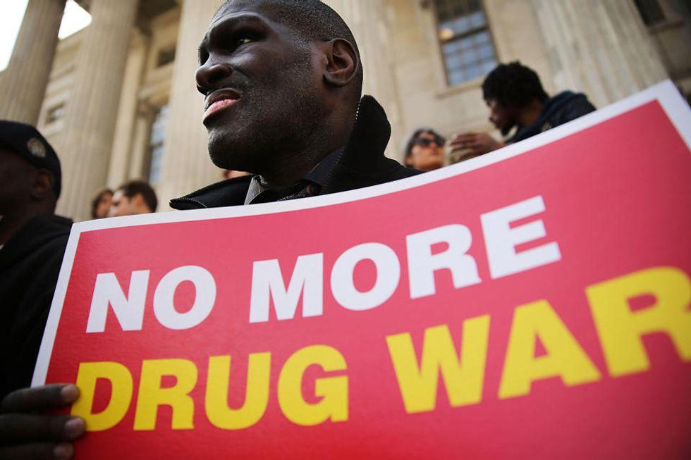Federal 'Cromnibus' spending bill also effectively ends U.S. ban on medical marijuana