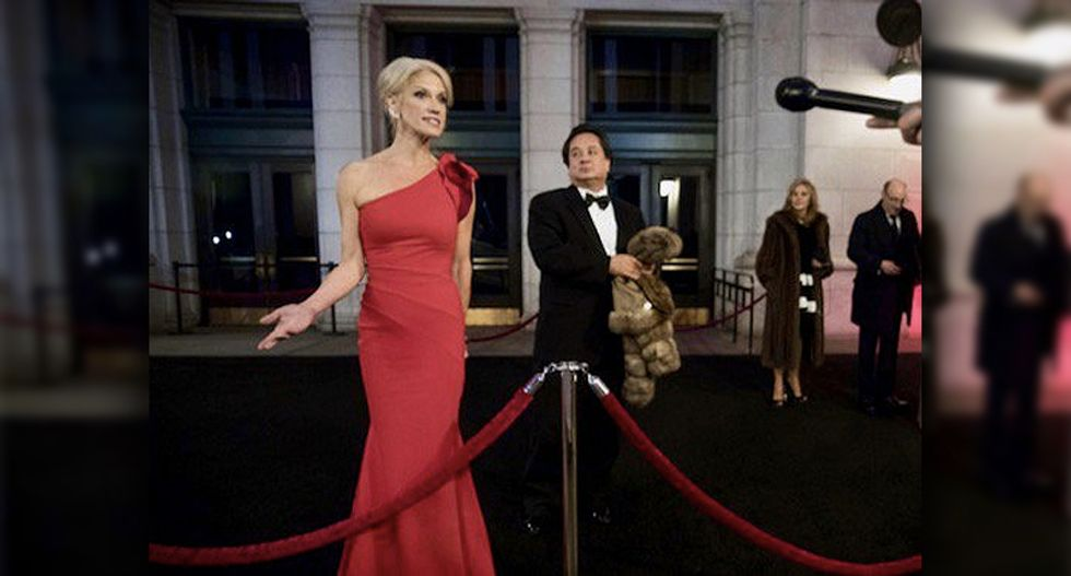 What the hell is going on between Kellyanne and George Conway? The end game may not be what you think