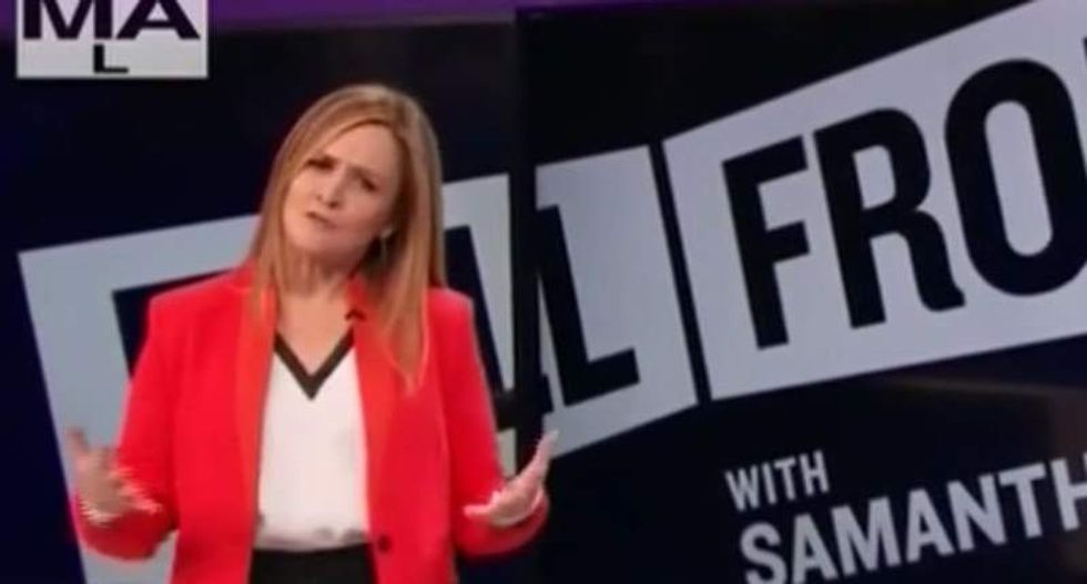 Sam Bee hilariously congratulates CNN for 'surprising us' with actual news 'for almost half a day'
