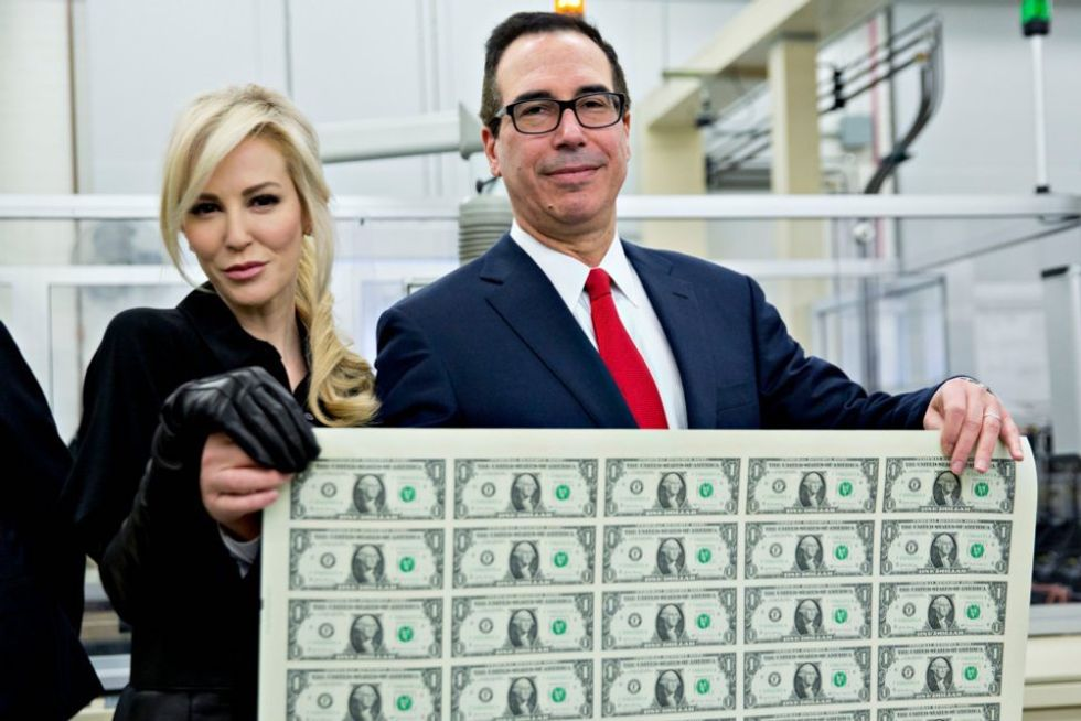 Mnuchin schooled on law that says turn over Trump's taxes or face 5 years in prison: 'There is no wriggle room'