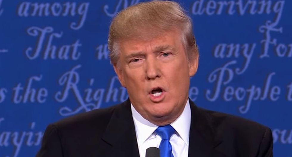 Why some people think Trump snorted cocaine or Adderall before Monday's presidential debate