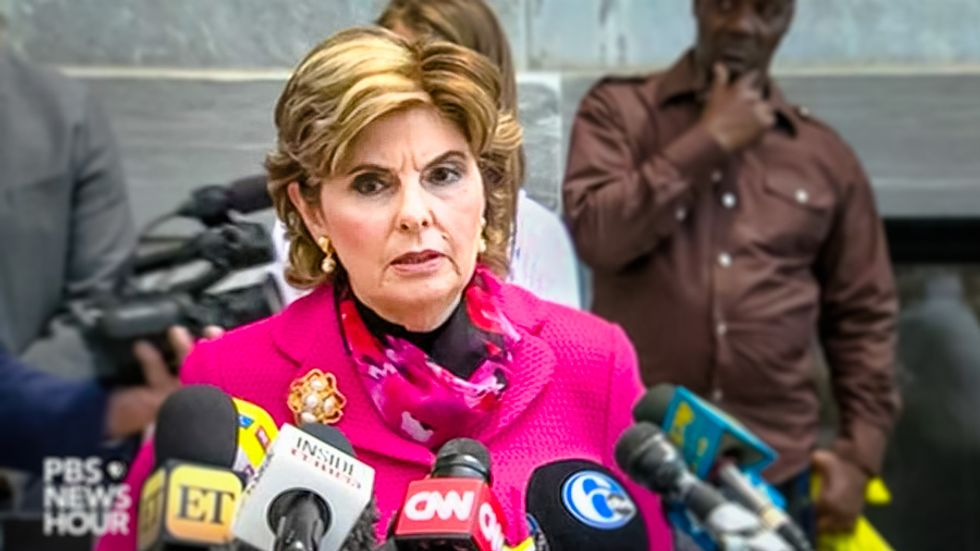 The floodgates open: Women call Gloria Allred alleging 'inappropriate contact by Mr. Trump'