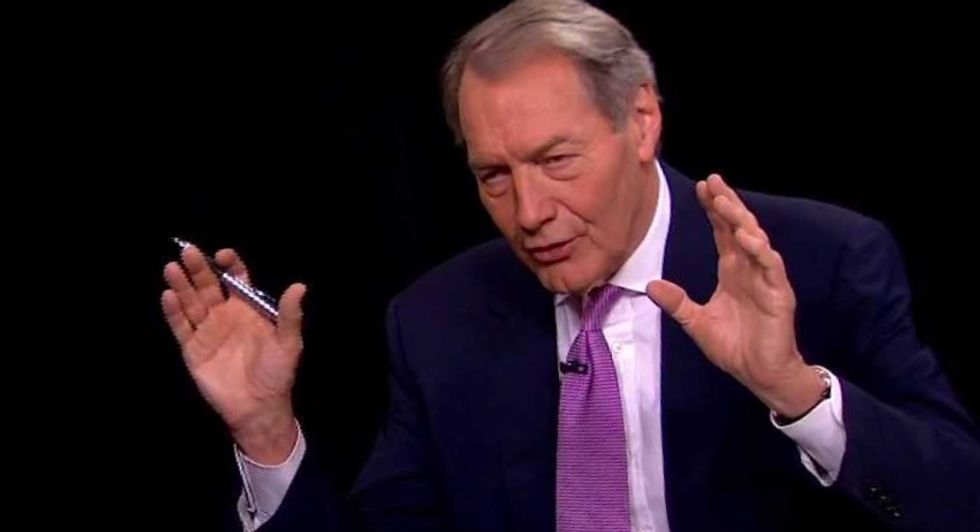 Charlie Rose is planning a comeback that centers around rehabilitating men named in the #MeToo reckoning