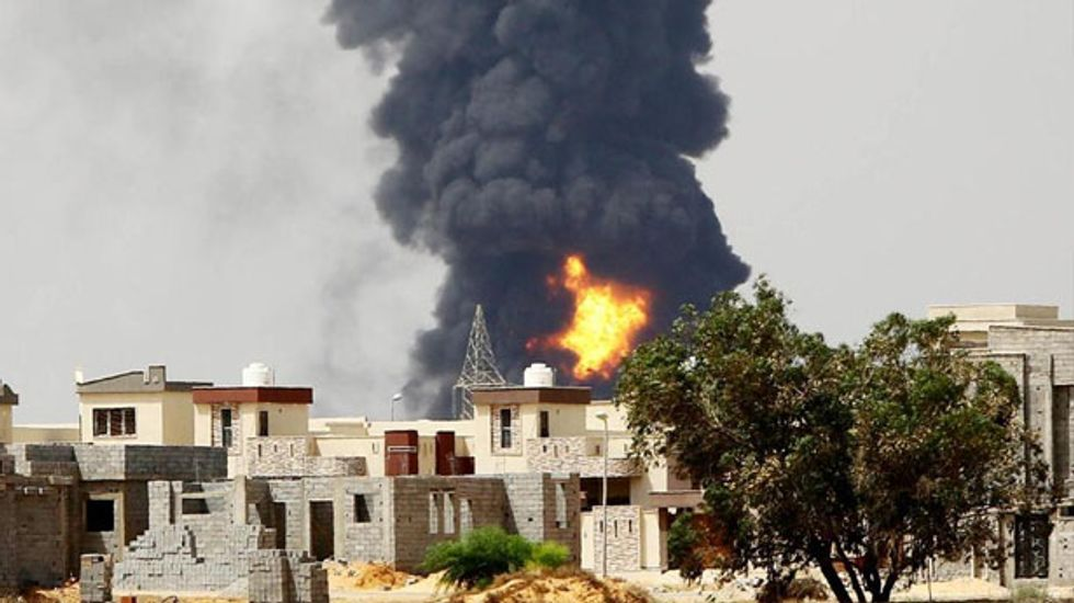 Libya Islamists seize army special forces headquarters in Benghazi