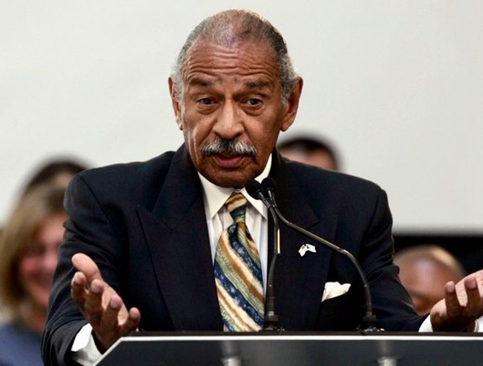 Rep. Conyers steps down from committee while lawmakers probe harassment claims