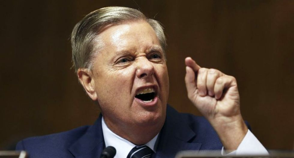 'The biggest mistake of his presidency': Lindsey Graham is hopping mad at Donald Trump — and the feeling is mutual