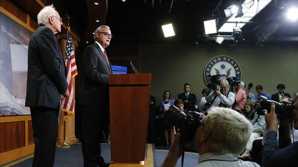 Senate passes $16.3 billion bipartisan bill overhauling Veterans Affairs dept.