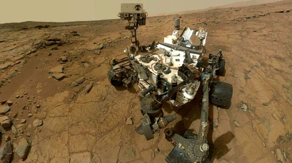 NASA's 2020 Mars rover will carry tools to make oxygen
