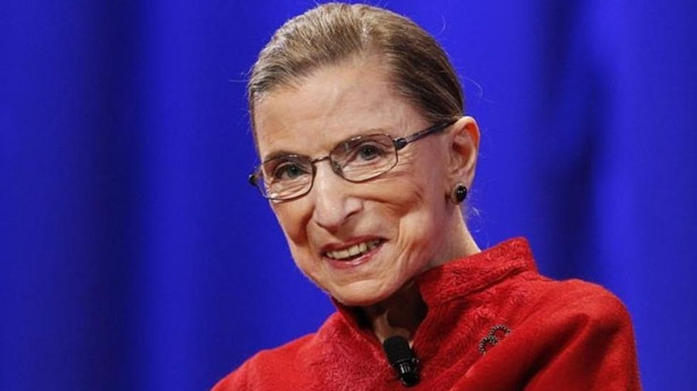Justice Ginsburg knocks her colleagues' blind spot again: Hobby Lobby case was 'inexplicable'