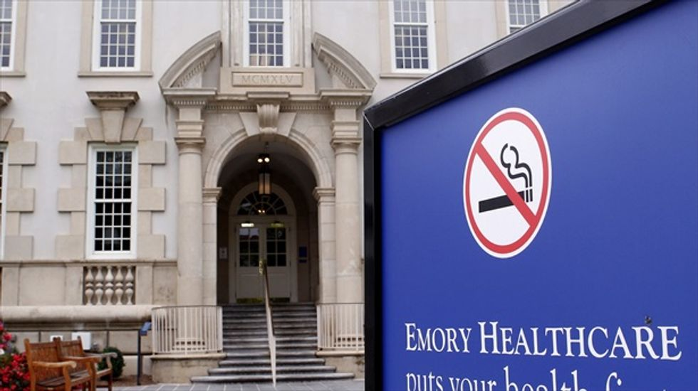 American aid workers infected with Ebola will be treated in Atlanta