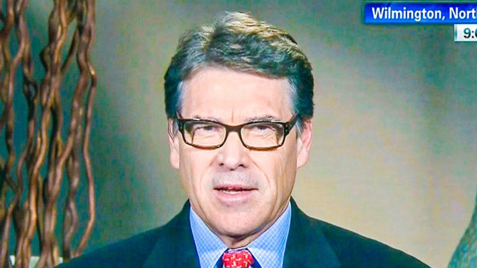 Rick Perry just said he's like Jesus — here are 7 ways he's nothing like Christ