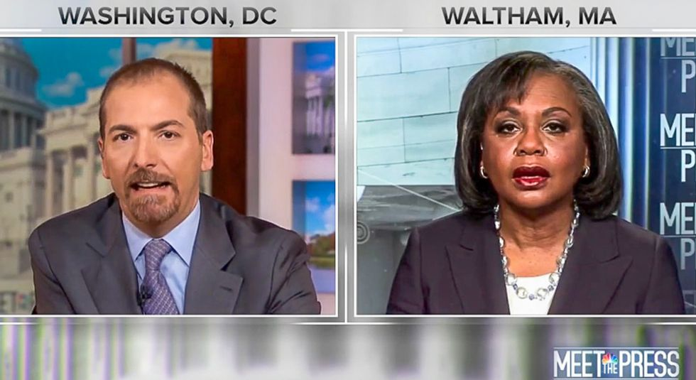 Anita Hill calls out Joe Biden for ignoring sexual harassment: 'Some people believed me but they didn't care'