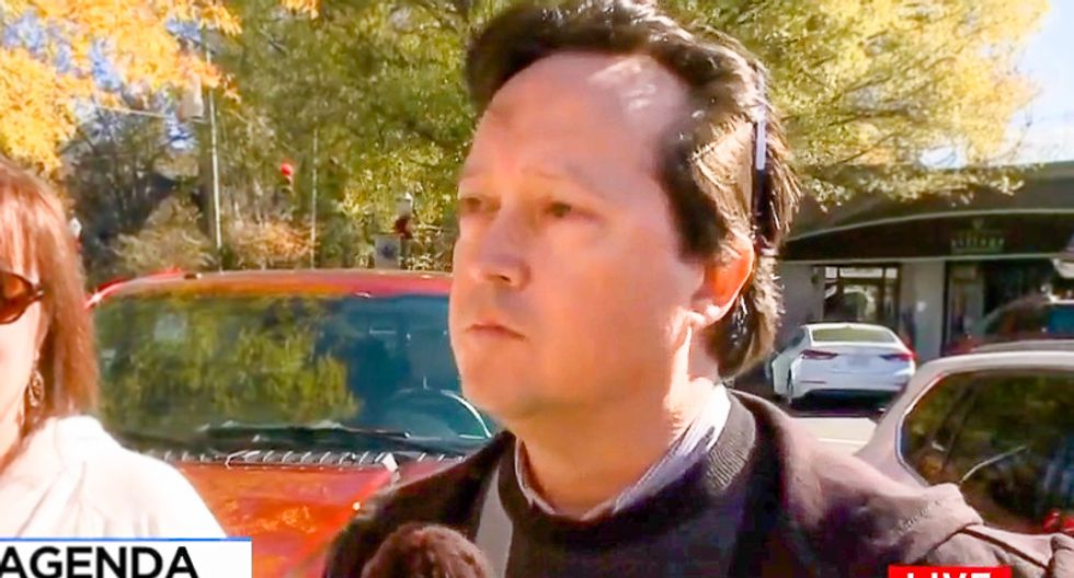 Alabama voter tells NBC News: 'I would rather be mauled by badgers than vote for Roy Moore'