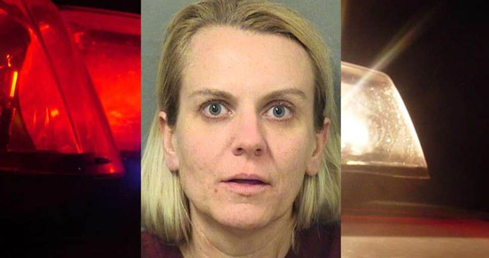 Police: Florida mom's wildly unhinged response to her son losing an iPad is one for the books
