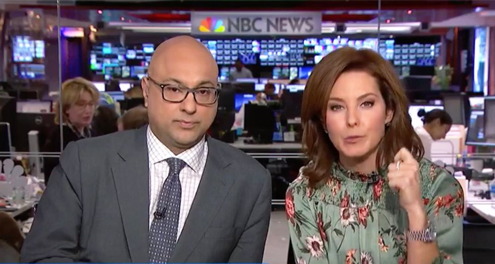 MSNBC's Ruhle launches epic rant over Trump's 'nonsense' Time and CNN tweets: 'Hashtag - nobody cares'