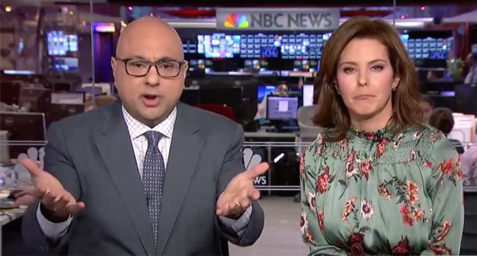 Watch Velshi & Ruhle bust Trump for claiming he's brought overseas jobs back: 'What jobs? Where are they?'