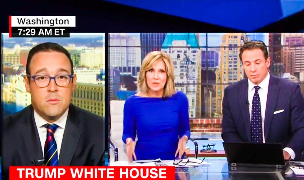 CNN panel crushes White House for letting 'white people decide' that 'Pocahontas' isn't a racial slur