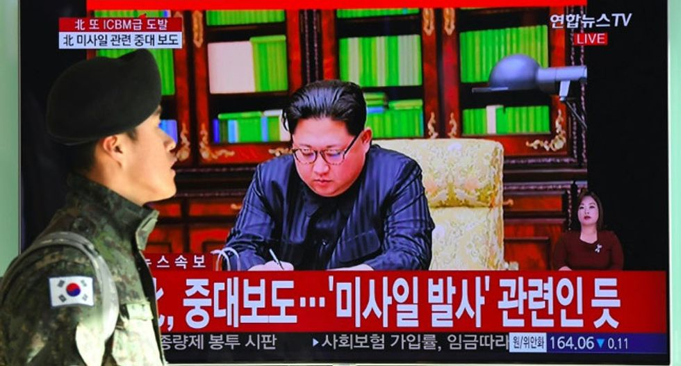 North Korea claims nuclear statehood with whole mainland of the US now in missile range