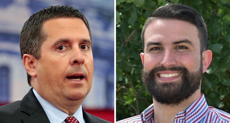Devin Nunes challenged by a young Democrat — with deep ties to his Fresno district