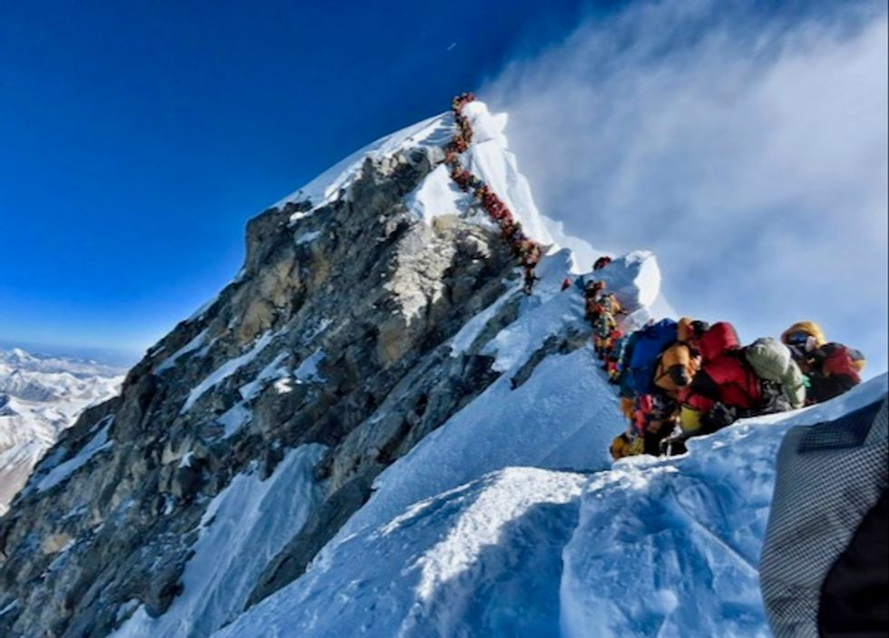 American climber becomes 11th Mount Everest fatality in 2019