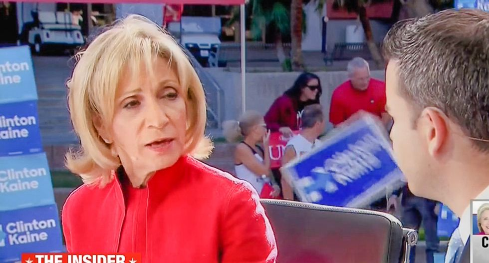 Andrea Mitchell: Is Hillary Clinton 'doping' at debate to cover 'a problem with her health'?