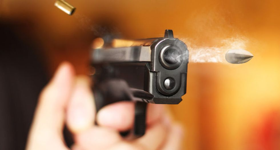Three killed in Maryland shooting, suspect kills himself: police