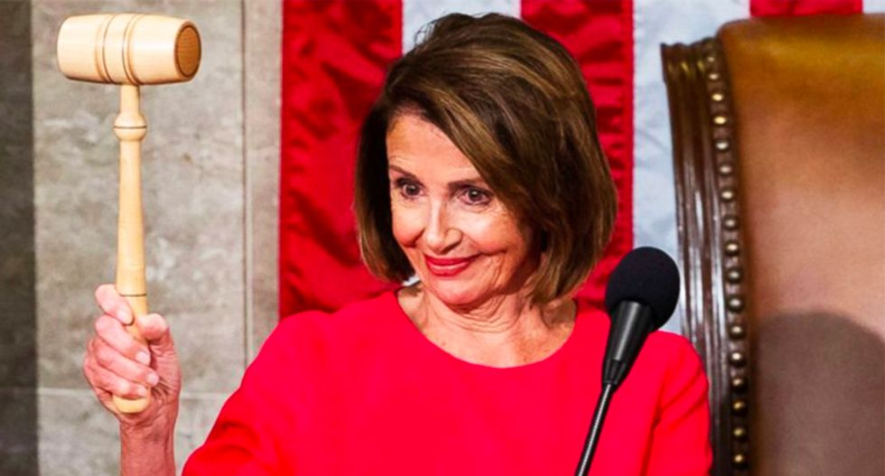 If Democratic investigations of Trump lead to impeachment, 'that's the place we have to go': Nancy Pelosi