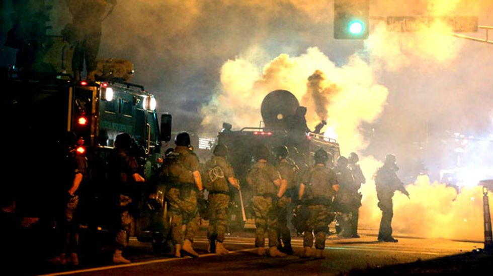 National Guard called in as Missouri awaits decision on Ferguson police shooting