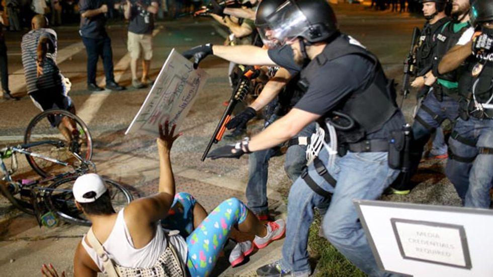 Missouri governor declares state of emergency ahead of Ferguson grand jury decision