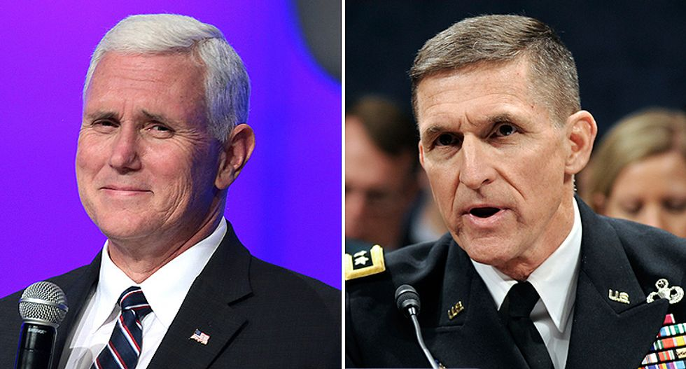 Mike Flynn: What did Pence know and when did he know it?