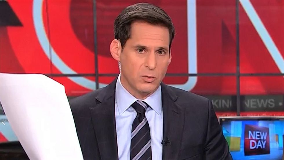 CNN's John Berman throws cold water on GOP excitement over FBI official accused of altering Russia document