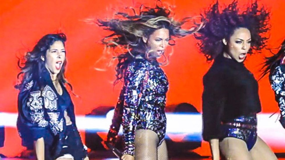 Sheriff blames Beyoncé for shots fired at their home — but wife insists he's not racist
