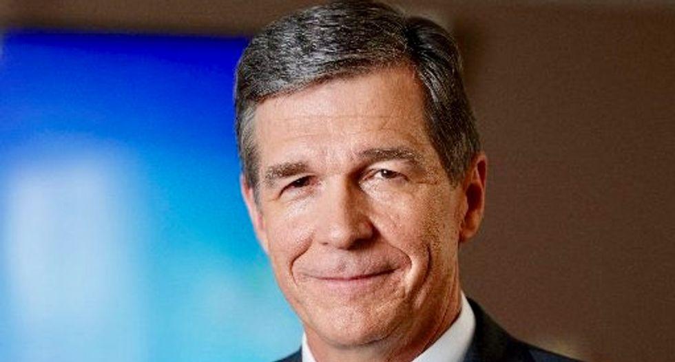 Judges halt hearings for North Carolina governor's cabinet members
