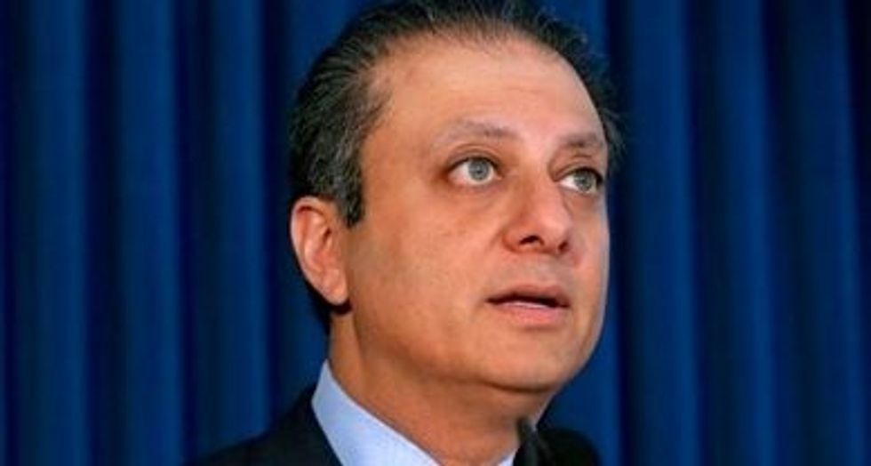 Justice Department fires US Attorney Preet Bharara of New York after refusal to resign