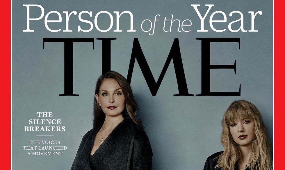 Time 'Person of the Year': 'The Silence Breakers' who started the #MeToo movement