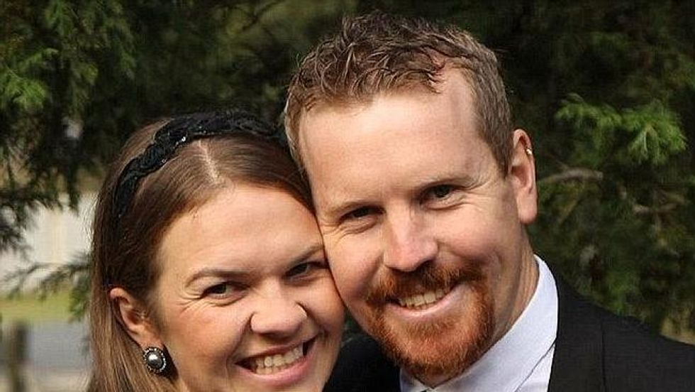 Christian couple weasels out of vow to get divorced if same-sex marriage became legal in Australia