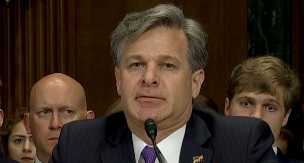 WATCH LIVE: Representatives to grill FBI chief Christopher Wray during House Judiciary hearing