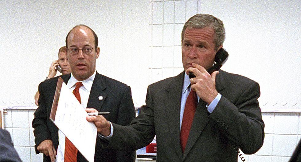 George W. Bush's former press secretary supports Al Franken over Donald Trump and Roy Moore