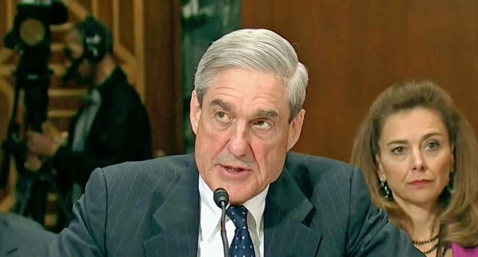 'Devastating': Internet reacts as Mueller blows a massive hole in GOP's 'no obstruction' claims