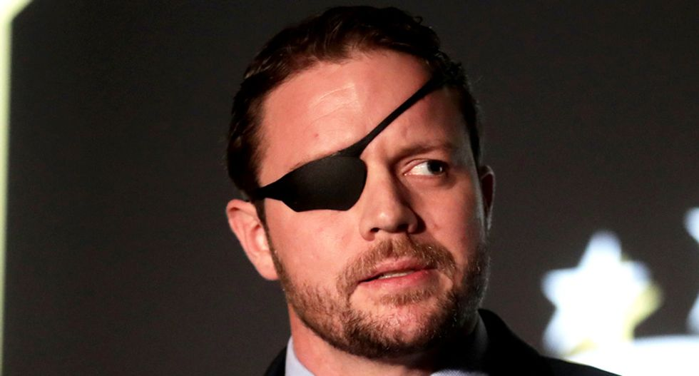 Dan Crenshaw hit with ethics complaint following report he worked to smear fellow veteran