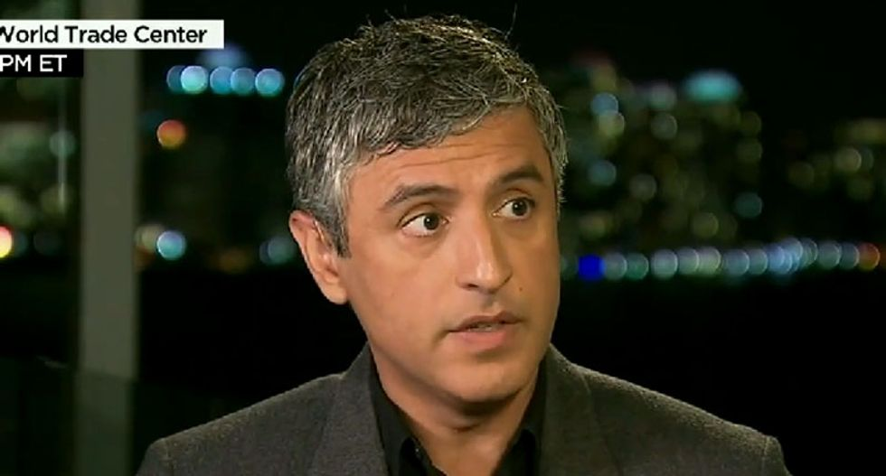 Reza Aslan trashes biblical literalism: The gospels are absolutely replete with errors
